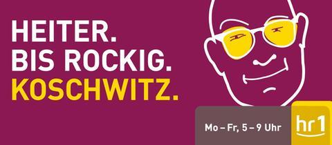 hr1 Koschwitz am Morgen