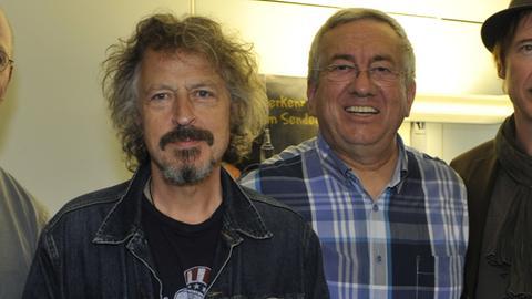 Wolfgang Niedecken und Werner Reinke