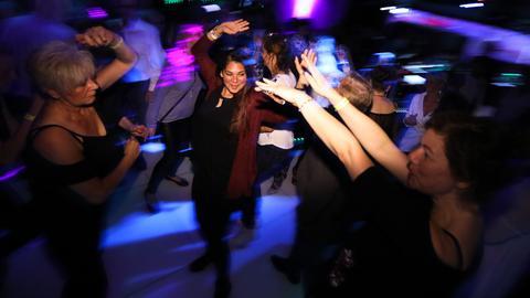 Die Bilder vom hr1-Dancefloor in Bad Homburg am 26. April