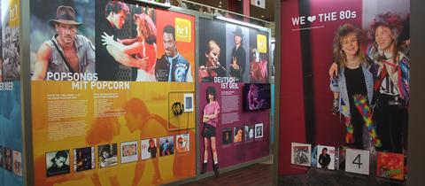 hr1 80er-Ausstellung