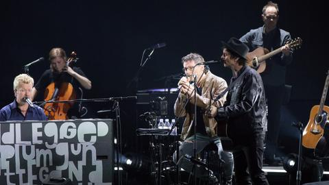 a-ha MTV Unplugged Frankfurt Aufmacher
