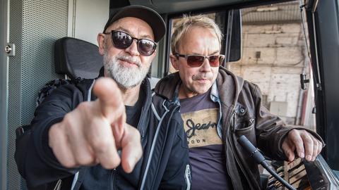 Comedy-Duo Badesalz