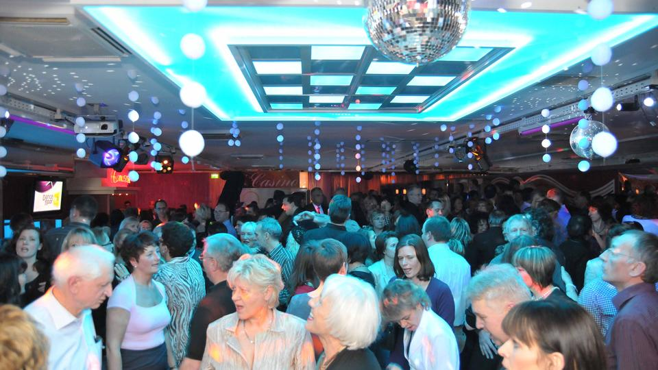 hr1-Dancefloor-Location Casino Lounge in der Spielbank Bad Homburg