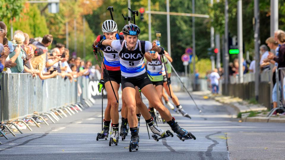 City Biathlon Wiesbaden