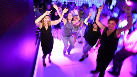 Bilder vom Dancefloor in Bad Homburg