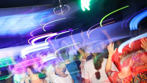 Die Bilder vom hr1-Dancefloor am 26. Juli in Bad Homburg