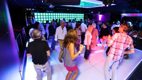 Dancefloor Bad Homburg 270718