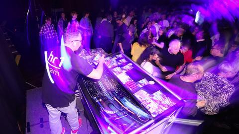 Dancefloor in Gießen