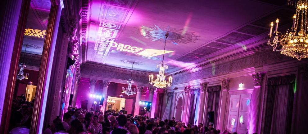 Dancefloor-Premiere in Hanau