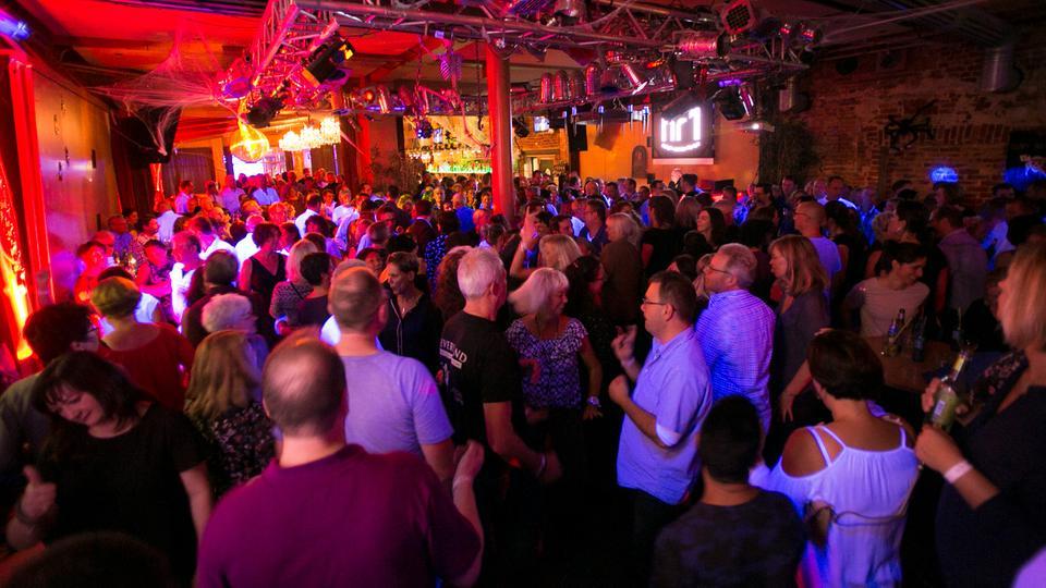 hr1-Dancefloor in Kassel am 28.10.2017