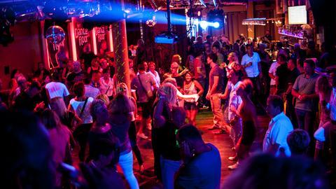 Dancefloor Kassel 280718