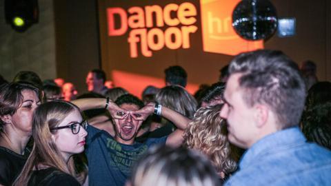 Dancefloor Kassel Februar
