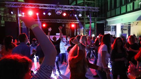 hr1-Dancefloor in Rotenburg an der Fulda