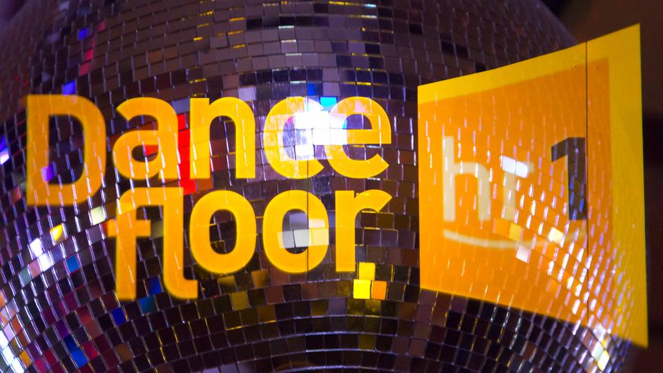 Logo des hr1-Dancefloors