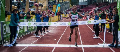 Der EAM-Kassel-Marathon mit hr1