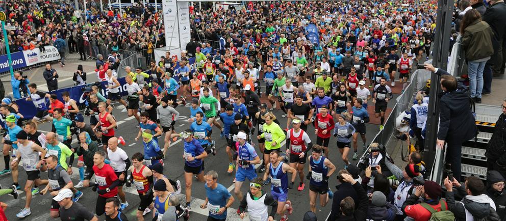Frankfurt Marathon 2018
