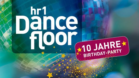10 Jahre hr1-Dancefloor