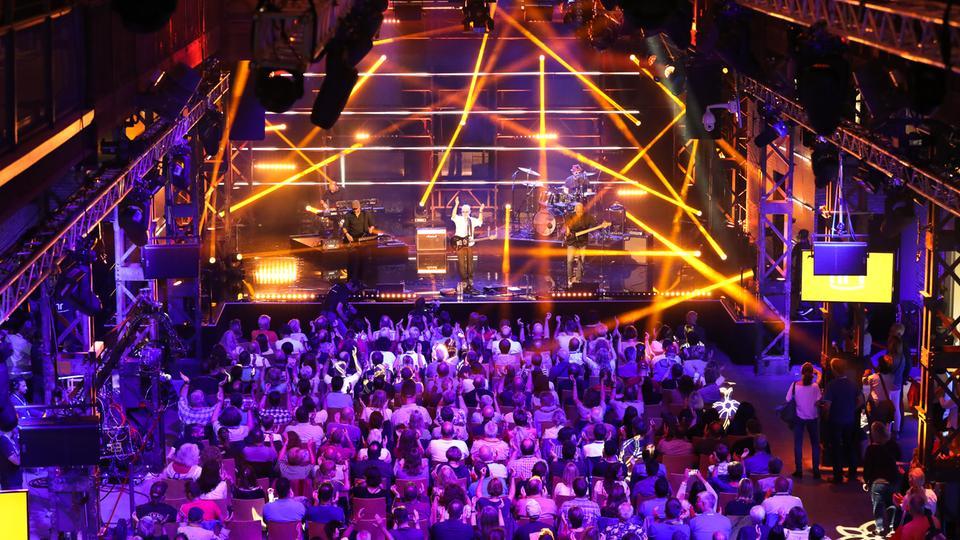 Live Lounge Nik Kershaw