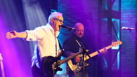 Nik Kershaw Live Lounge