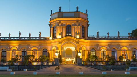 Orangerie Kassel NUR TEST