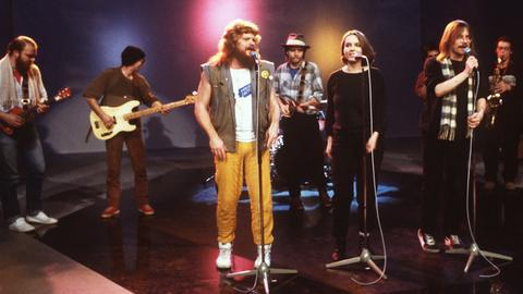 Rodgau Monotones live 1985