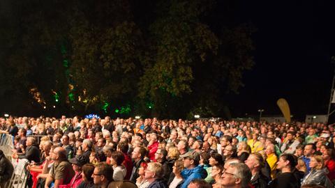 Roger Hodgson beim Kultursommer Gießen 2018