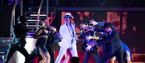 Thriller live in Frankfurt