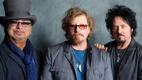 Mitglieder der Band Toto