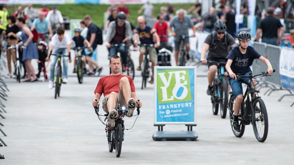 Velo Frankfurt, Fahrradmesse