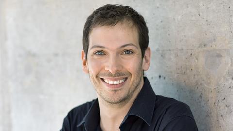 hr1-Moderator Bastian Korff