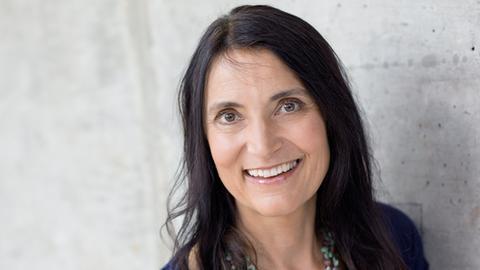 hr1-Moderatorin Doris Renck