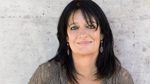 hr1-Moderatoren Daniella Baumeister