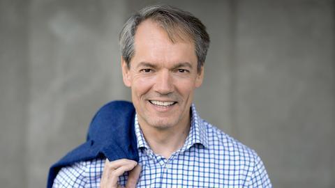 hr1 Moderator Klaus Hofmeister