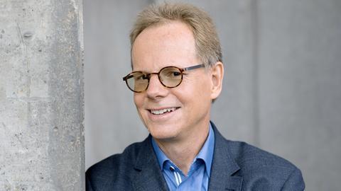 hr1 Moderator Lothar Bauerochse