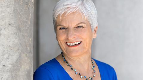 hr1 Moderatorin Petra Diebold