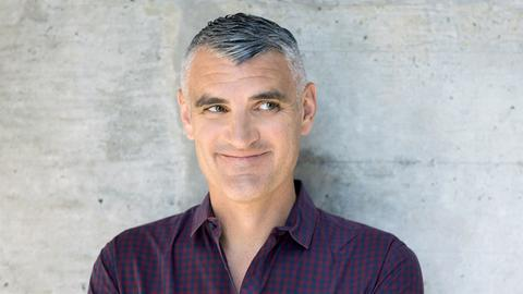 hr1 Moderator Tim Frühling