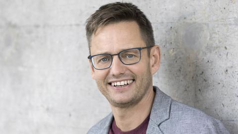 hr1 Moderator Uwe Berndt