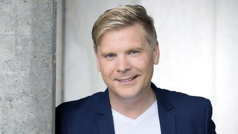 hr1-Moderator Kai Völker