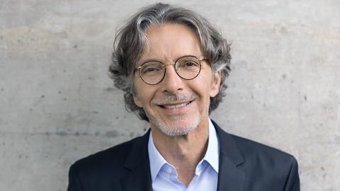 hr1-Moderator Klaus Reichert