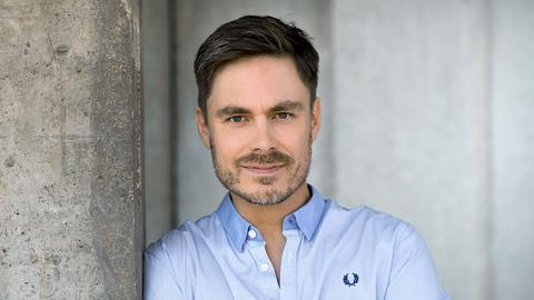 hr1-Moderator Markus Schmitz