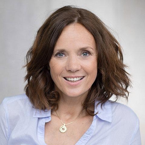 hr1-Moderatorin Susanne Schwarzenberger