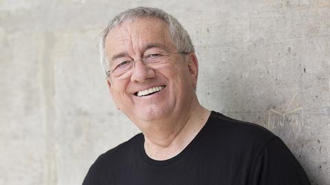 hr1-Moderator Werner Reinke