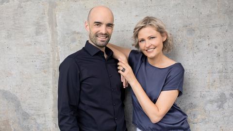 Marion Kuchenny und Lars-Henning Metz