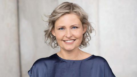 hr1-Moderatorin Marion Kuchenny
