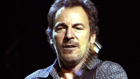 Bruce Springsteen 2002
