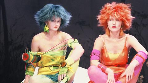 Annette und Inga Humpe