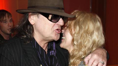 Annette Humpe und Udo Lindenberg