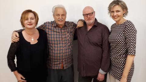 Giorgio Moroder Meet and Greet