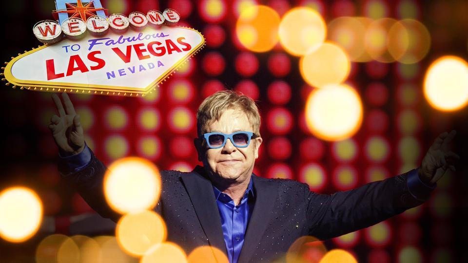 Las Vegas Elton John