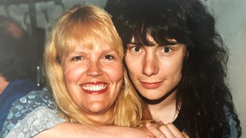 Lidia Antonini mit Eric Martin